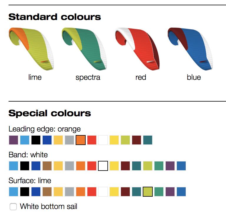 Advance Iota 2 Colours