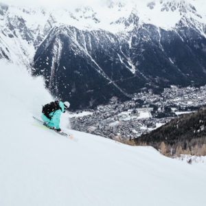 Freeride and All-Mountain Skiing