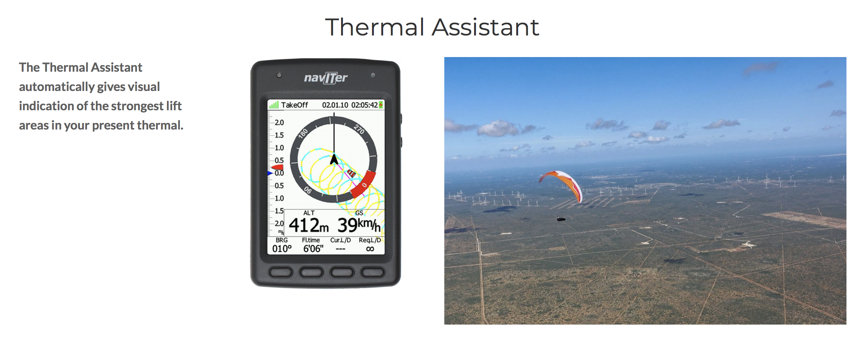 Naviter Hyper - Thermal Assistant