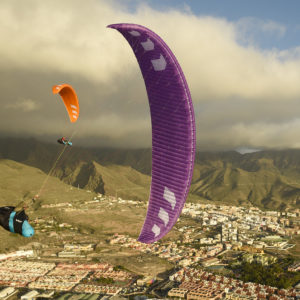 Phi Paragliders