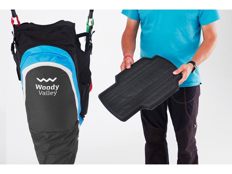 Woody Valley Lightshield back protector