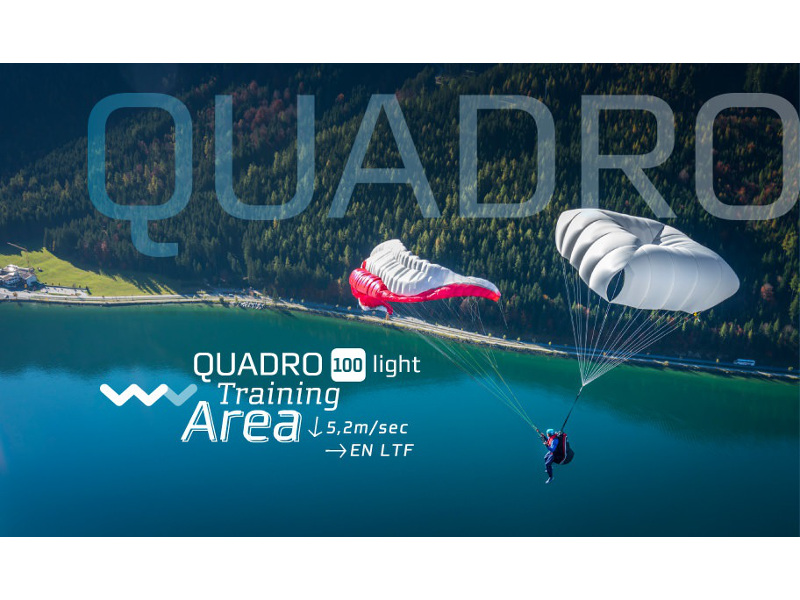 Woody Valley Quadro 100 Light