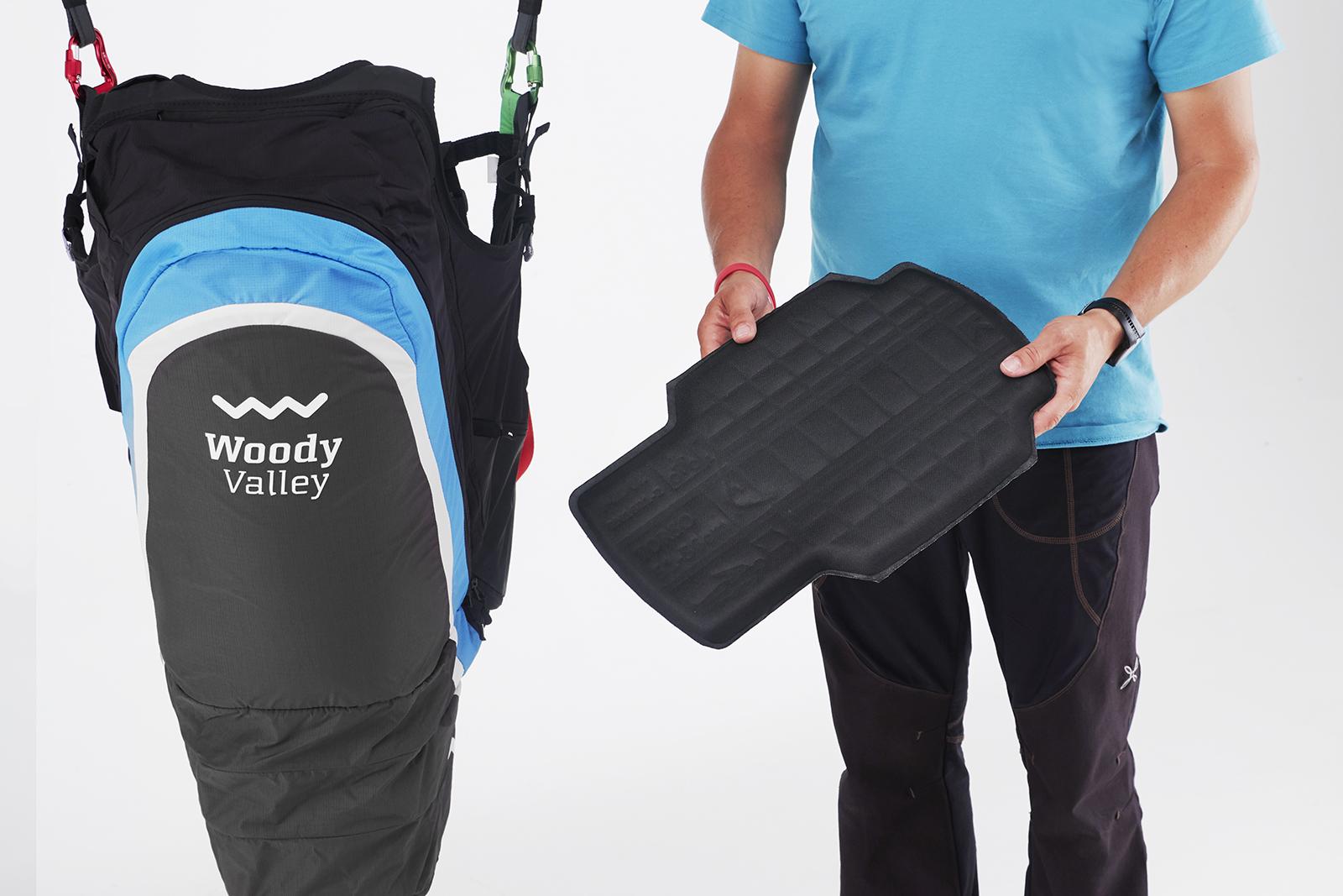 Woody Valley Wani 2 Lightshield back protector