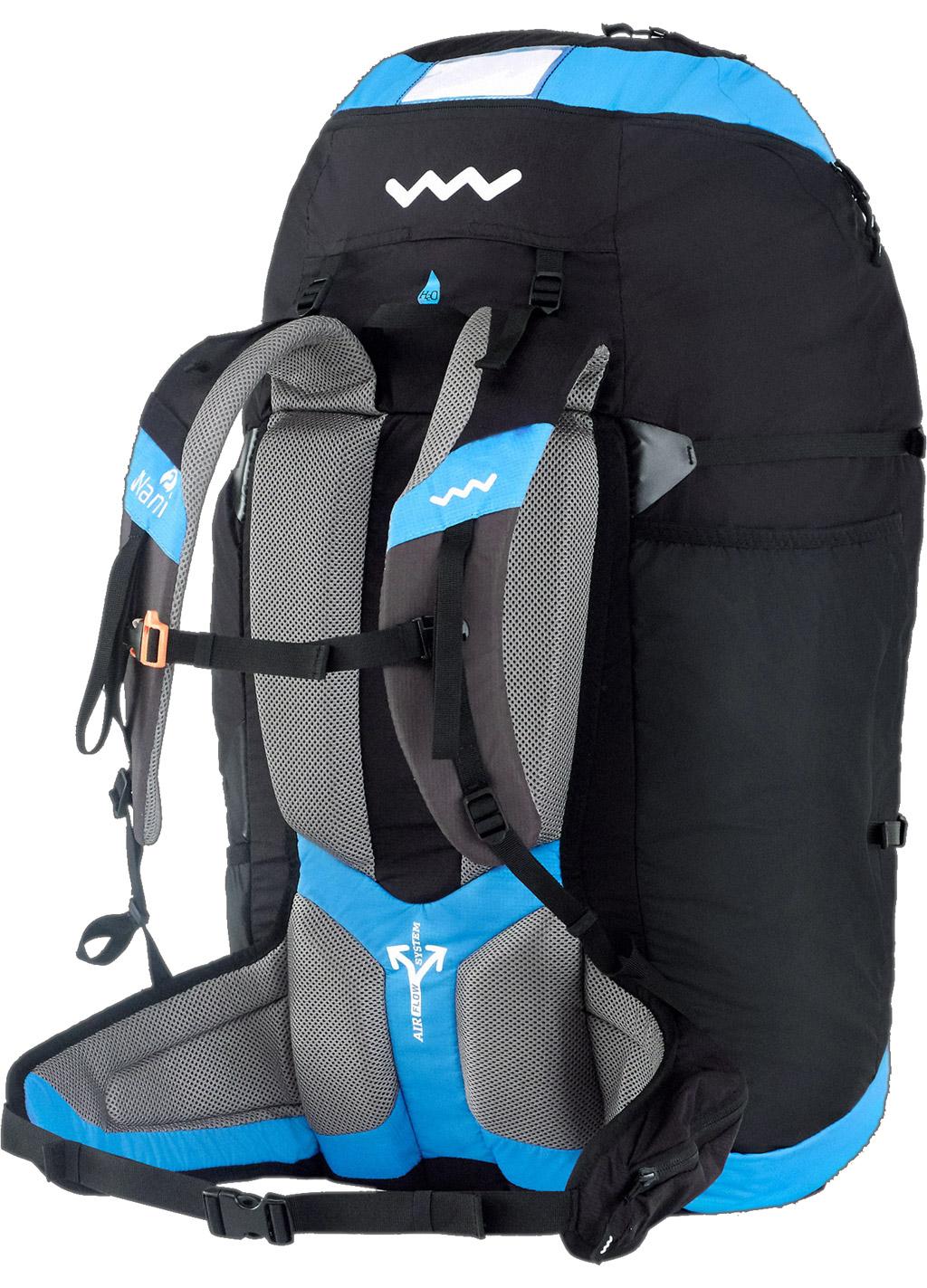 Woody Valley Wani 2 rucksack back