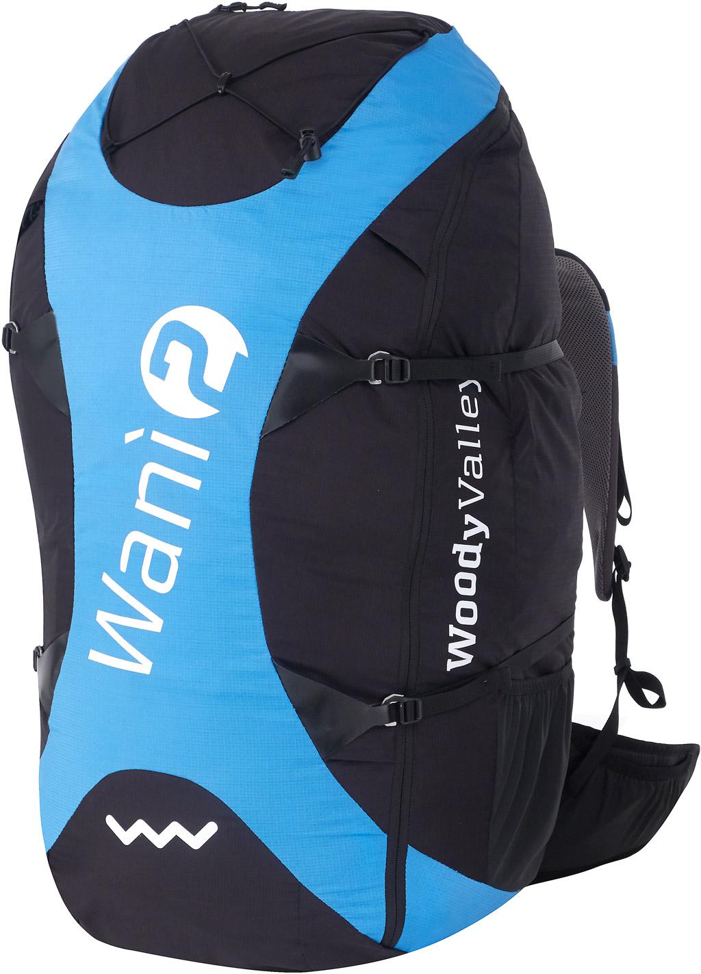 Woody Valley Wani 2 rucksack front