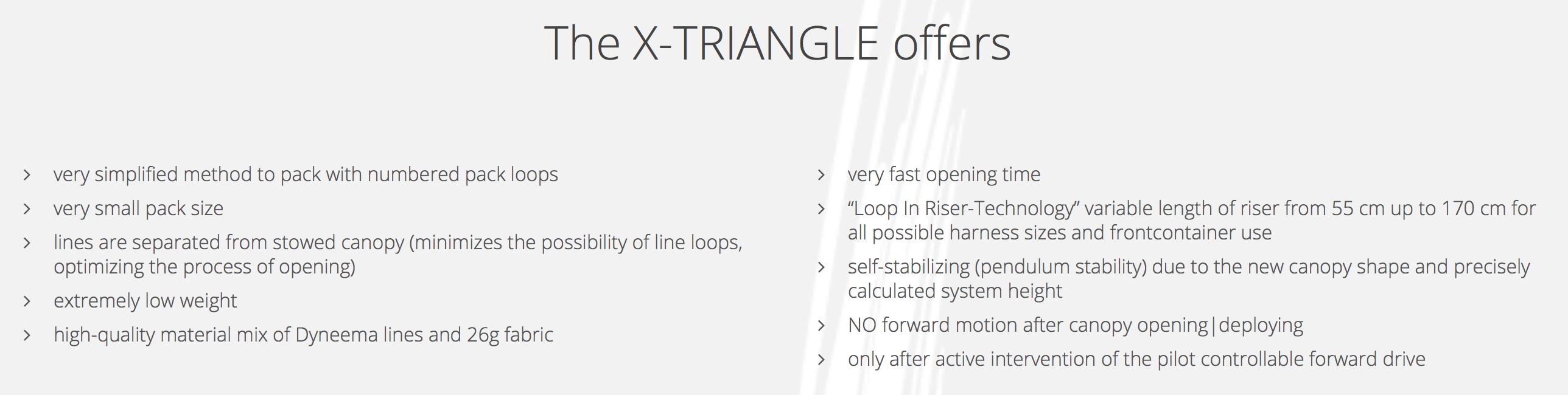 X-Dream X-Triangle - offers